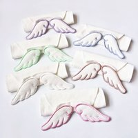 Wholesale Ins Pattern Wings Absorbent Towels Sweat Absorbing Towel Children Angel Towel Made Of Cotton Mat In The Backside Cicishop