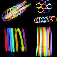 Wholesale 2016 Hallween Led Sticks DIY Led Glow Sticks Flashing Bracelets Luminous Flash Bracelet Hand Ring Sticks Kids Christmas gift