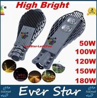 ac dolphins - 120Lumen W LED Street Light W W W W W Led Garden Lamp Dolphin Road Lamp COB Chip Outdoor Street LED Lamp