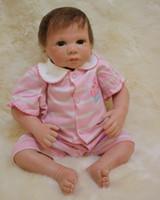 baby nurse training - 48cm Girl Princess Dolls Reborn Babies Kid s Toys Soft Vinyl Doll Newborn Brinquedos Nurse Training Dolls Birthday Gifts Baby