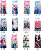 baby butterfly dress - Princess Dress Girls Dresses Summer Brand Children Dress Kids Clothes Butterfly Print Baby Girls Elsa Anna Dress