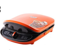 Wholesale Waffle Makers Double heating suspension pancake pan quality goods home Removable pan Convenient cleaning intelligent automatic