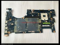 Wholesale Original For ASUS G75VW laptop G75VW MAIN BOARD HM77 DDR3 Non integrated motherboard fully tested