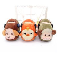 automotive styling - New Plush backpack Kindergarten children s Plush bags backpack small animal plush toys automotive styling package