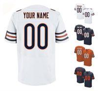 bear wear - 2016 CHI Bears Personality Men s Elite Custom Home Away Orange White Blue Football Jerseys DITKA URLACHER High Quality Stitched Wear