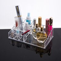 best choice stands - 2016 New Clear Makeup Lipstick Holder Acrylic Display Stand Case Rack Holder Organizer YOUR BEST CHOICE