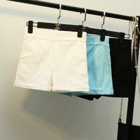 Wholesale Sexiest Leggings Skirt - Fashion Women Summer Shorts Casual Pants Shorts Pants Belly Trousers Leggings White Black Shorts Sexy Shorts beach shorts