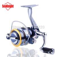 Wholesale Teben Free Shiping Top Quality Series FreshWater Lure Spinning Metal Fishing Reel BB VIC