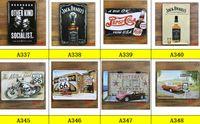Cheap metal Tin Signs Vintage House Cafe RestaurantVintage Tin Sign Bar pub home Wall Decor Retro Metal Art Poster