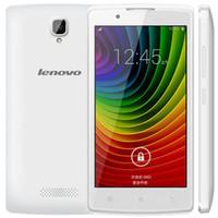 Wholesale Original Lenovo A2860 Android GSM Version quot IPS x480 Pixels MT6735M Quad Core GB ROM MP Smartphone WIFI Bluetooth