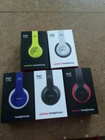 dr dre beats - P47 Bluetooth Headphone Wireless Headband Earphone Hands Free Music Headset With MF TF for Apple Samsung HTC LG Mobile Phone