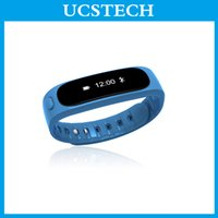 activity meter - Bluetooth Smartband IP57 Waterproof Function Sport Pedometer Smart Bracelet Wristbands Fitness Activity Tracker for IPHONE OS Android