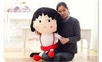 2016 jolie et belle poupée de peluche de poupée momoko de Sakura du film d'animation populaire japonais pour le cadeau d'enfants