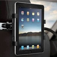 Wholesale 360 Rotating Car Headrest Mount Holder For Tablet PC for iPad Mini Air GPS DVD