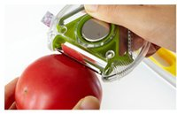Wholesale Swivel Peeler IN fruits and vegetables peelers Rotary Vegetable cutter Kitchen Novelty Gadgets