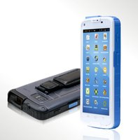 Wholesale Android Red Handheld PDA Scanner