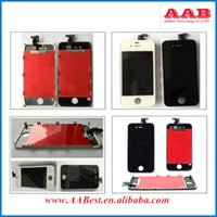 Wholesale Hot Selling Tested One By One Twice Display With Digitizer For iPhone LCD Screen Replacement