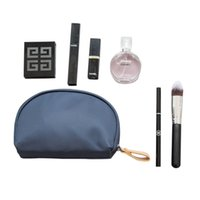 Wholesale Designer Popular Custom beauty case cosmetic makup bag travel cosmetic case Large capacity organizer train travel cosmetics makup bag
