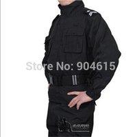 association hotel - us army military uniform for men black training suit hotel Association combat military clothing S XXL