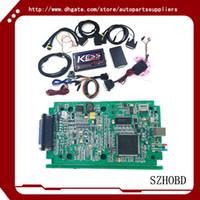 car chip programmer - ECU Chip Tunning obd car tools latest version KESS V2 V2 OBD2 Tuning Kit NoToken Limit Kess V2 Master FW V4 Master version DHL free