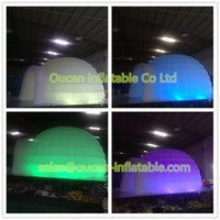 Wholesale Best quality portable inflatable photo booth cube tent