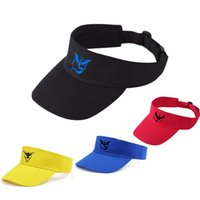Wholesale 2016 pieces hot selling Visors Go Cap Hat Team Valor Team Mystic Team Instinct Cap fashion Hat