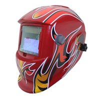 arc machine tools - Solar Automatic Darkening Mig Tig Mag Arc Welding Mask helmets welder cap welder goggles welding tools for welding machine