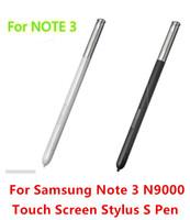 Precio de Notas t móviles-Pluma de calidad superior de la aguja de la pantalla táctil de la capacidad del OEM nuevo para la galaxia de Samsung NOTA 3 N9000 ATT Verizon Sprint T-Mobile