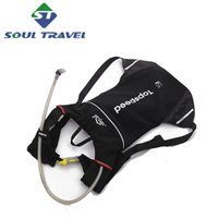 Wholesale Soul Travel Foldable Cycling Bag l Outdoor Mini Bicycle Backpack Running Bike Bags Accessories New Accesorios Bicicleta Bolsa