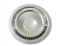 LED COB Projecteur AR111 15W Dimmable COB ES111 QR111 GU10 G53 110V 120V 220V 230V 240V Equal 120W Lampe halogène 2800-7000K