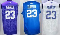 anthony davis jersey - 23 Anthony Davis Kentucky Wildcats College blue Jersey size extra small xS S xl All sewn