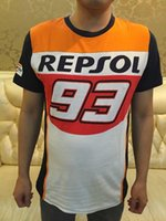 Wholesale new MOTO racing suits motorcycle clothing cotton short sleeved T shirt