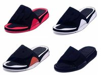 air slide fabric - Air Retro slippers sandals Hydro IV Retro s Slides Flu Game size basketball shoes retro S sneaker