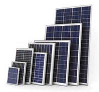 Wholesale 250w Solar energy polysilicon solar panels solar energy irrigation system solar wind power generation Solar panel power generation