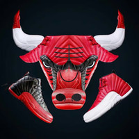 basketball express - 12 black and red basketball shoes basketball sneakers fast EMS express shipping