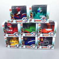 wholesale action figures - Patrulla Canina Toys juguetes patrol Dogs Action Figures Patrulla Canina Toys Puppy Patrol For Children Gift Brinquedos