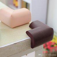 Wholesale Soft Baby Safe Corner Protector Baby Kids Table Desk Corner Guard Children Safety Edge Guards