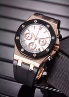 auto shapes - 2016 classic Royal Oak domineering sportsman mechanical watch automatic mechanical movement imported super wear resistant mineral glass top