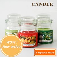 aroma product - 20Hours Scented Candles Bell Jar Candle With A Variety Of Fragrance Aroma Paraffin Wax Aromatherapy Candles Product Code