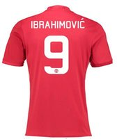 active news - Customized Thai news IBRAHIMOVIC Soccer Jerseys Shirt ROONEY Football Jerseys WEAR CARRICK SHALLING Soccer