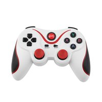Wholesale 2016 T3 Android Wireless Bluetooth Gamepad Gaming Remote Controller Joystick BT for Android Smartphone Tablet PC TV Box