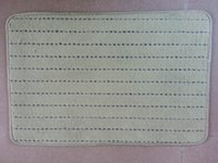 bamboo flooring color - cm anti slip floor mat chemical fiber dirt proof door mat stripe carpet mat beige color bath mat with pvc baking high quality