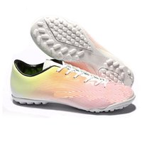 beauty breaks - 2016 quot Savage Beauty quot assassin s top generations shape lava broken nailing football shoes Mercurial shape TF boots outdoor shoes size38
