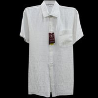 Wholesale SILK Summer Chinese tradition Men s Kung Fu Casual shirt Short Sleeves tops clothes