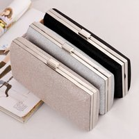 Wholesale Woman Evening bag Women Diamond Rhinestone Clutches Crystal Day Clutch Wallet Purse for Wedding Party Banquet evening bag for lady