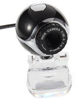 Wholesale New Mega Pixel USB Webcam Web Camera For Windows XP Vista Laptop PC Computer Black