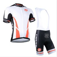 Wholesale New Summer Team Cycling Jersey Cycling Wear Cycling Clothing with short bib suit European Ride Factory team