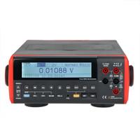 bench caps - UNI T UT805A Counts True RMS Auto Range Bench Type Digital Multimeter DMM Volt Amp Ohm Cap HZ Meter w USB RS232