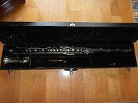 alto clarinet mouthpiece - Clarinet Bass Contra Alto Es Selmer USA Mouthpiece Selmer