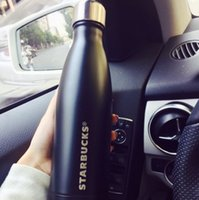 Wholesale 500ml Swell Bottle Starbucks S well Sports Bottles Stainless Steel Mugs Vacuum Flask Cup Coffee Cups Bicycle Water Bottles